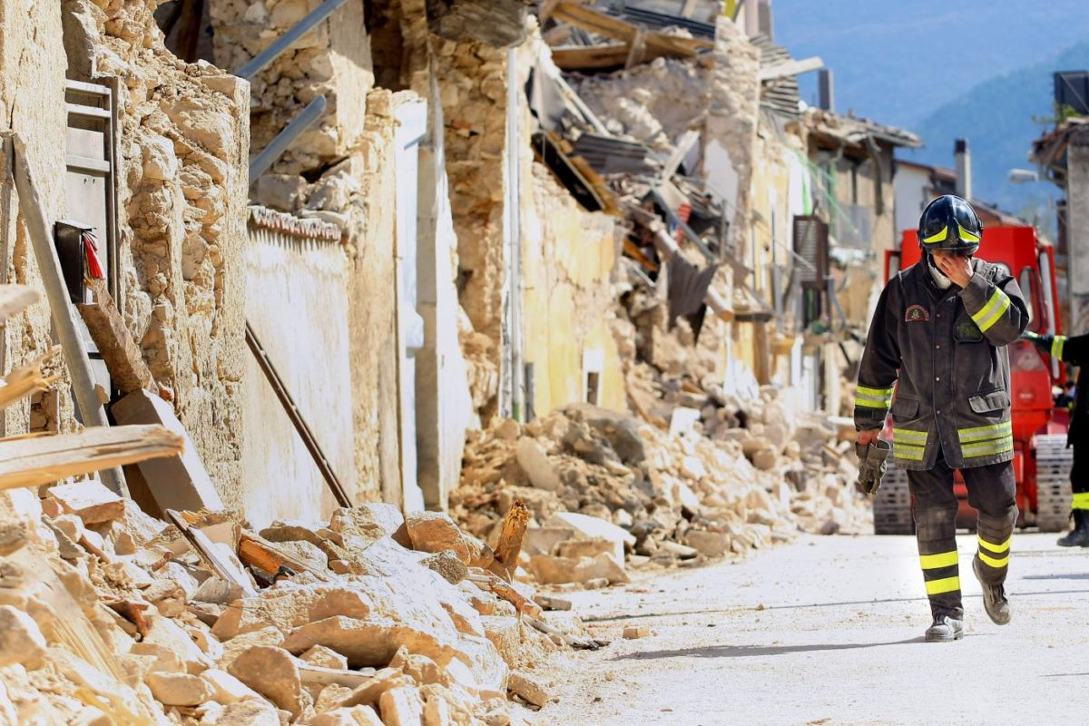 Ricostruzione, Mazzocca in Cabina di Regia: approvate tre ordinanze