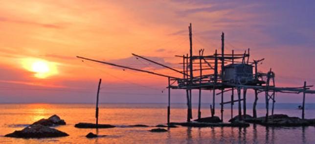 Torna Cala Lenta per promuovere la costa dei Trabocchi