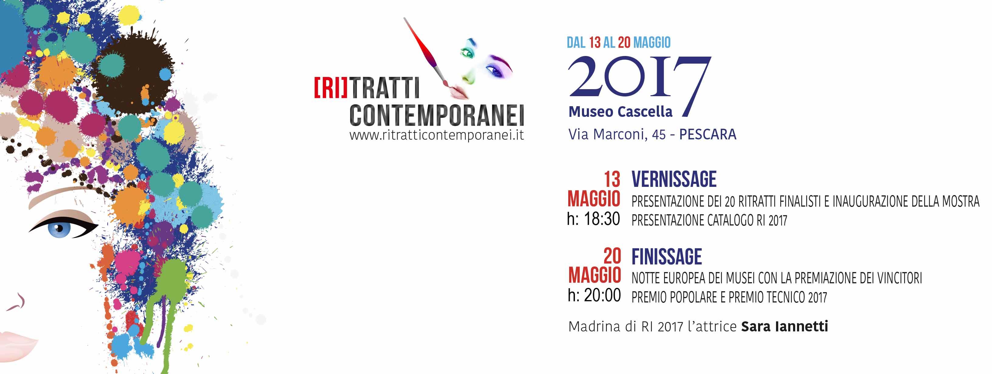 Torna a Pescara la mostra Ritratti Contemporanei