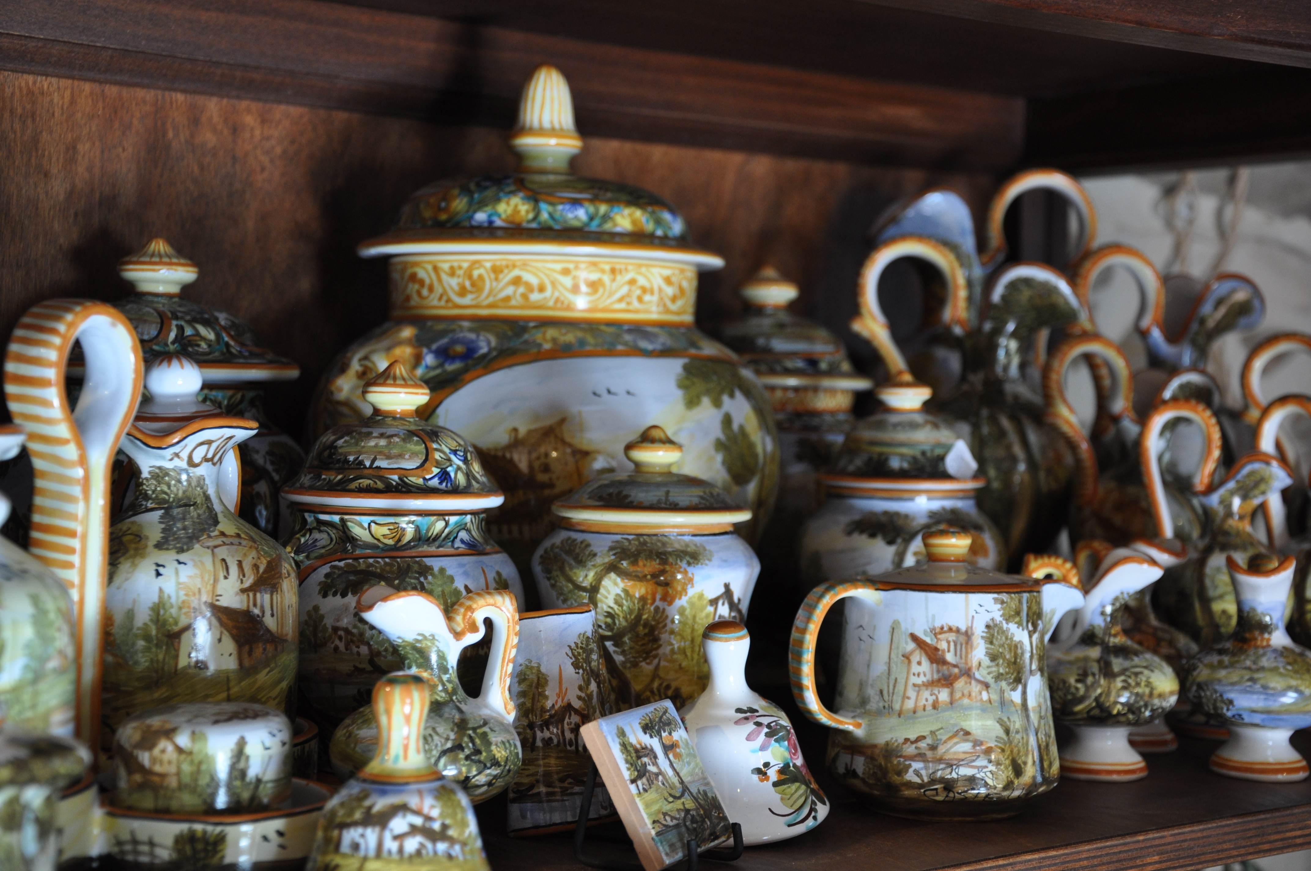 """""""CREArte"""" a Castelli per rilanciare il borgo della ceramica"""