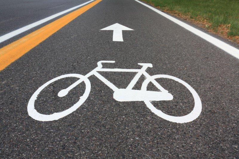 Pescara, pista ciclabile di via della Pineta: riprendono i lavori