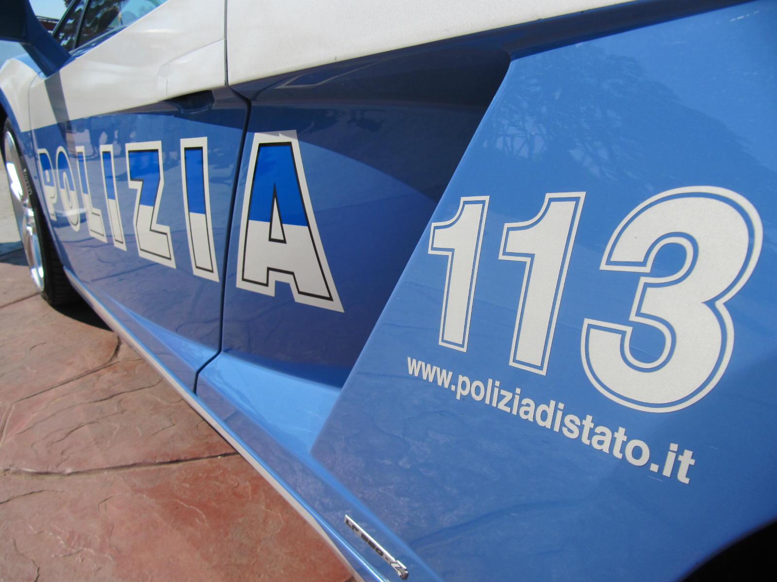 Arrestati tre cittadini italiani per rapina ai danni dei negozi