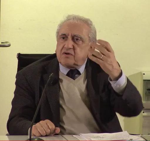 Sabatini, presidente onorario della Crusca, ora cittadino onorario di Introdacqua