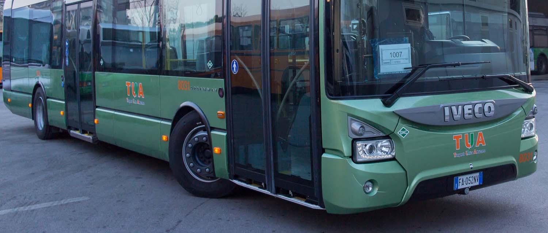 Autobus Mosciano: chesto potenziamento delle linee Mosciano – Teramo e ex SS80