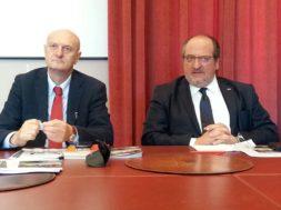 Articolo1. Capogruppo Mdp Abruzzo Mazzocca con il Deputato Melilla