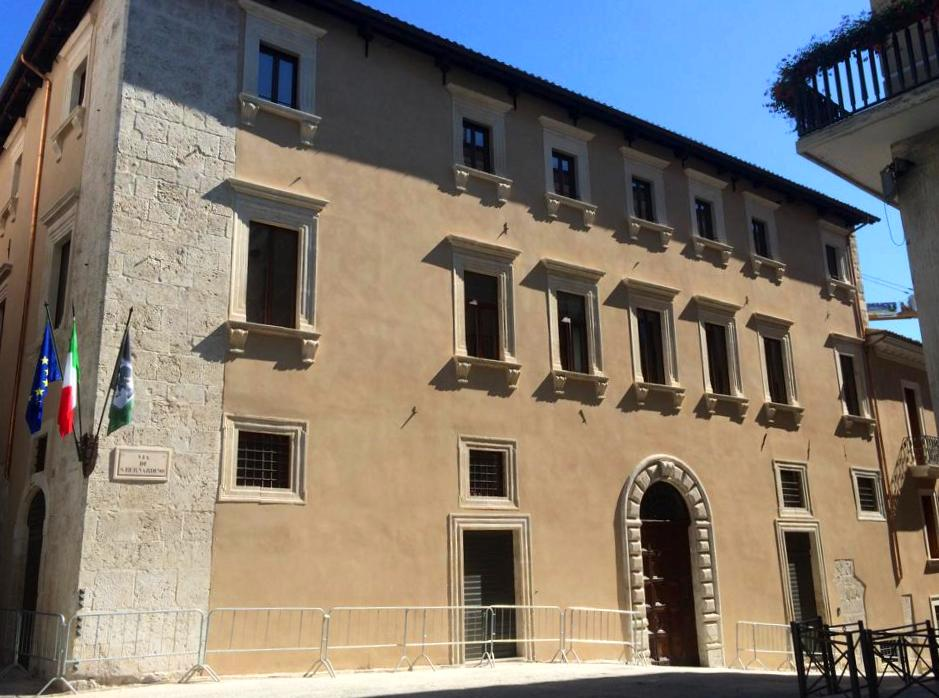 Terremoto, sindaco Biondi incontra capigruppo alla Camera Brunetta, Fedriga e Rampelli