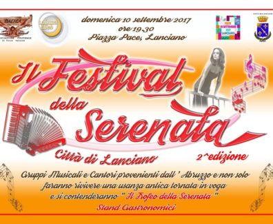Festival serenata logo II ed
