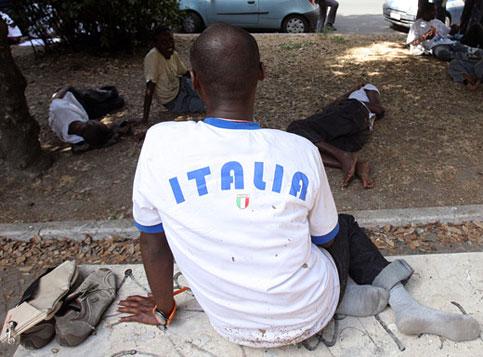 """Martinsicuro, immigrato tenta di occupare alloggio ed aggredisce Carabinieri. CasaPound:""""conseguenze del business dell'accoglienza"""""""