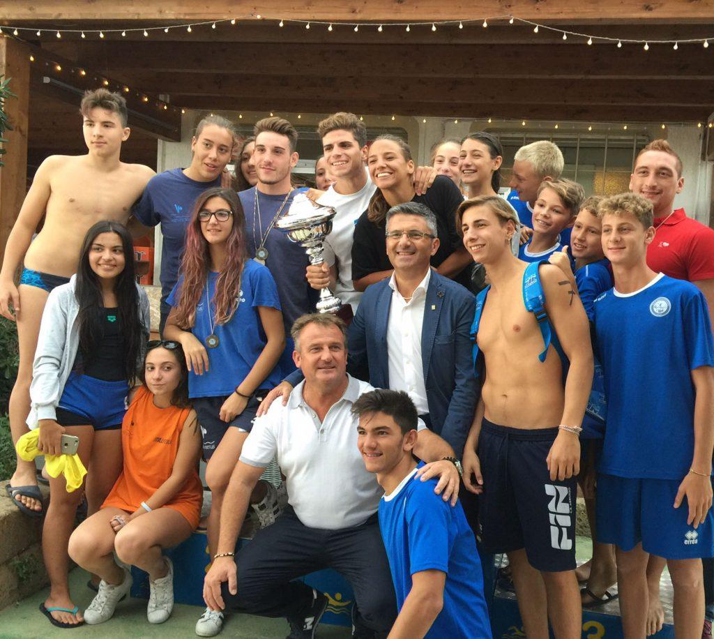 Nuoto Rescue Abruzzo 2017, vince la Rosetana Nuoto