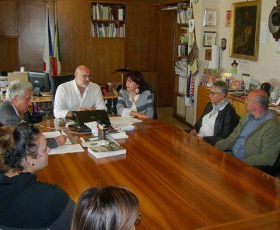 2 sindaco con delegazione liceo artistico – Copia