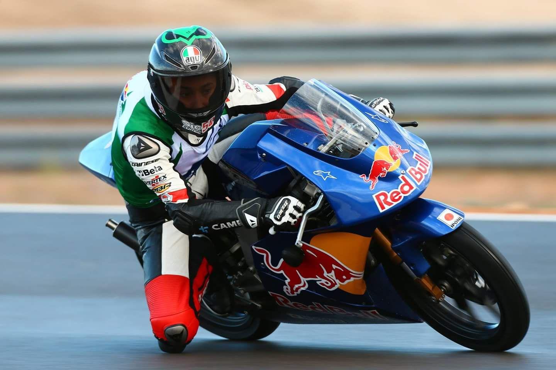 Matteo Patacca selezionato alla Red Bull MotoGP Rookies Cup 2018