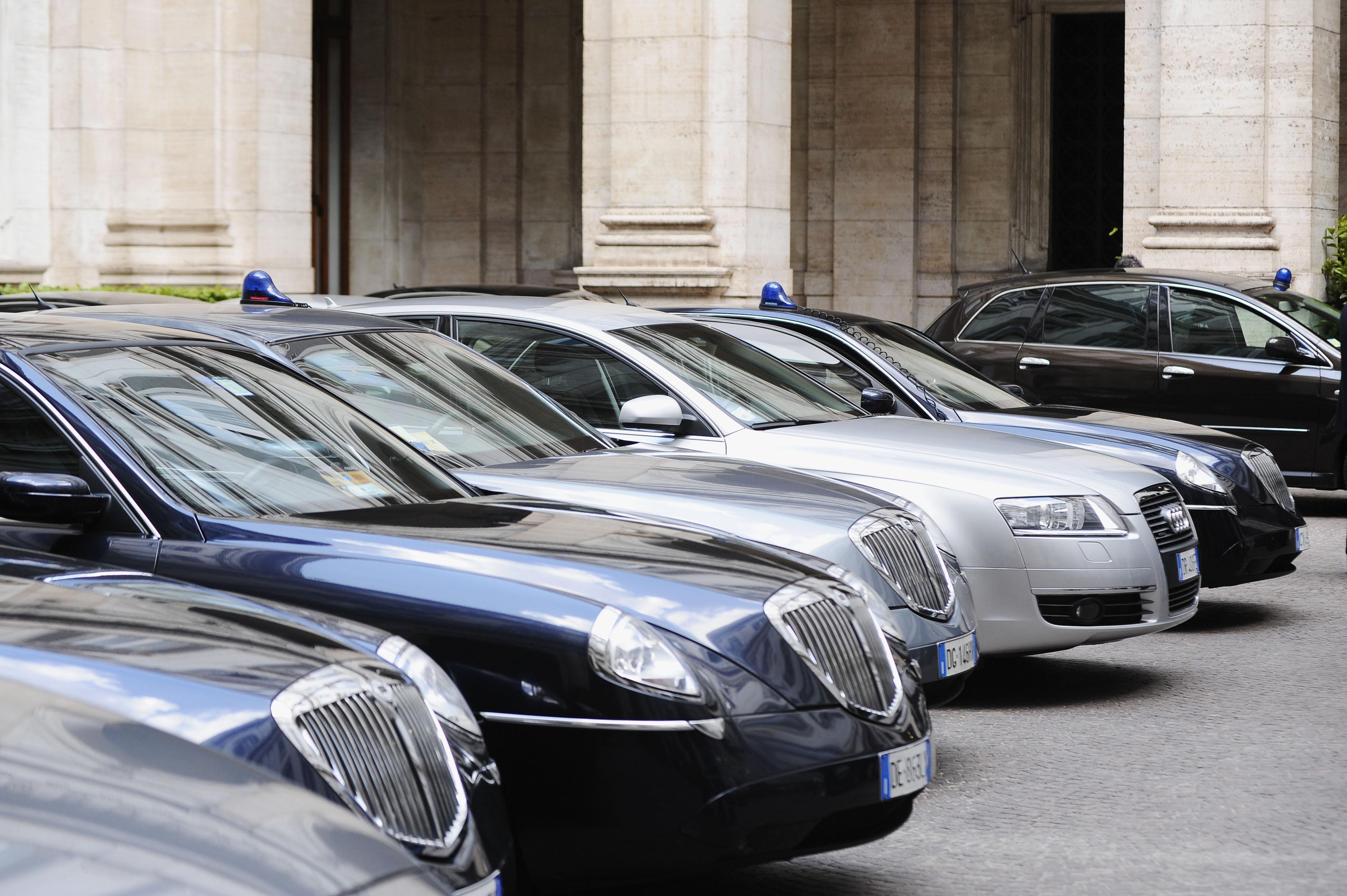 """Auto blu, Febbo: """"Spunta il contratto sottoscritto solo il 5 ottobre tra le parti"""""""