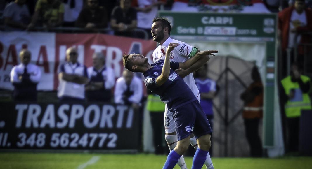 Carpi-Pescara 0-1, il tabellino