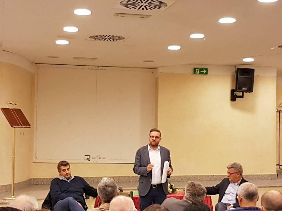 Pd Teramo, Elvezio Zunica si candida segretario provinciale