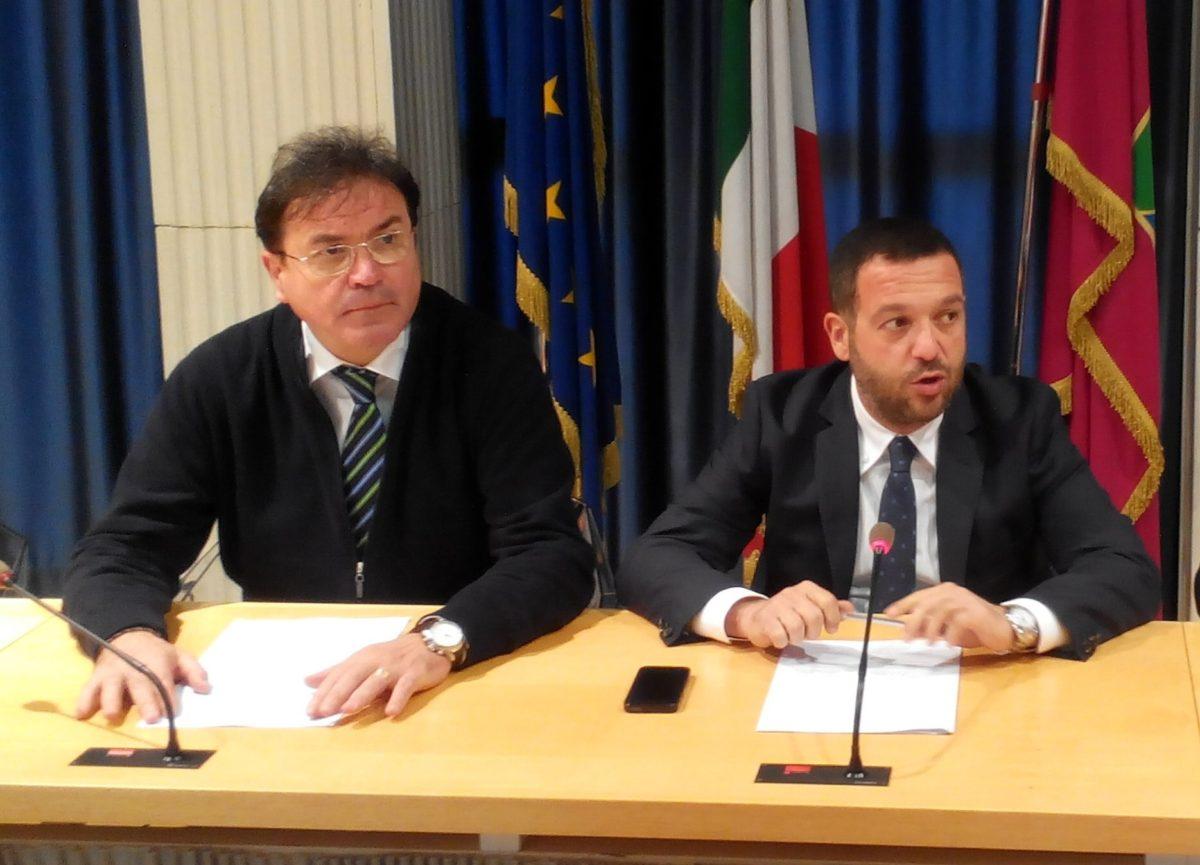 """Sicurezza A24 e A25, Febbo e Sospiri """"Regione paga inesperienza 5 Stelle e pasticci Pd"""