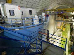 laboratori fisica nucleare gran sasso