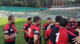 Paganica Rugby, sconfitta in casa per i rossoneri