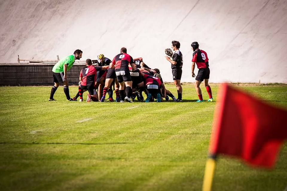 Paganica Rugby vince a Salerno 49 a 5