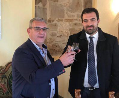 Foto Franco Conserva e Massimiliano Berghella
