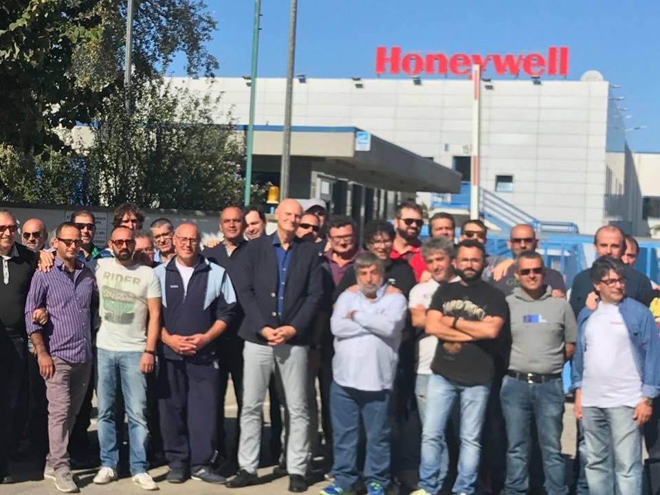 Melilla scrive a Calenda per sbloccare la vertenza Honeywell