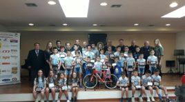 Amici della Bici, premiati 40 allievi nella Sala Di Giacomo