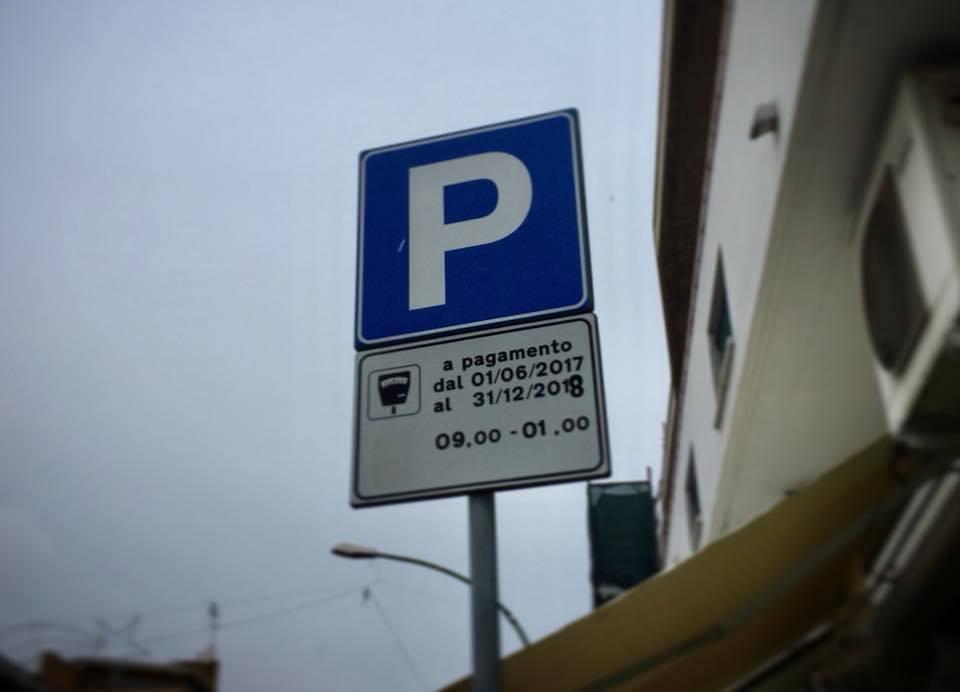 """""""Roseto al Centro"""": Proroga a pennarello dei parcheggi a pagamento"""