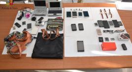 Detenzione droga e ricettazione al centro accoglienza:denunciati 6 stranieri