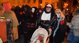 Montorio, torna la sfilata di carri allegorici e il carnevale morto