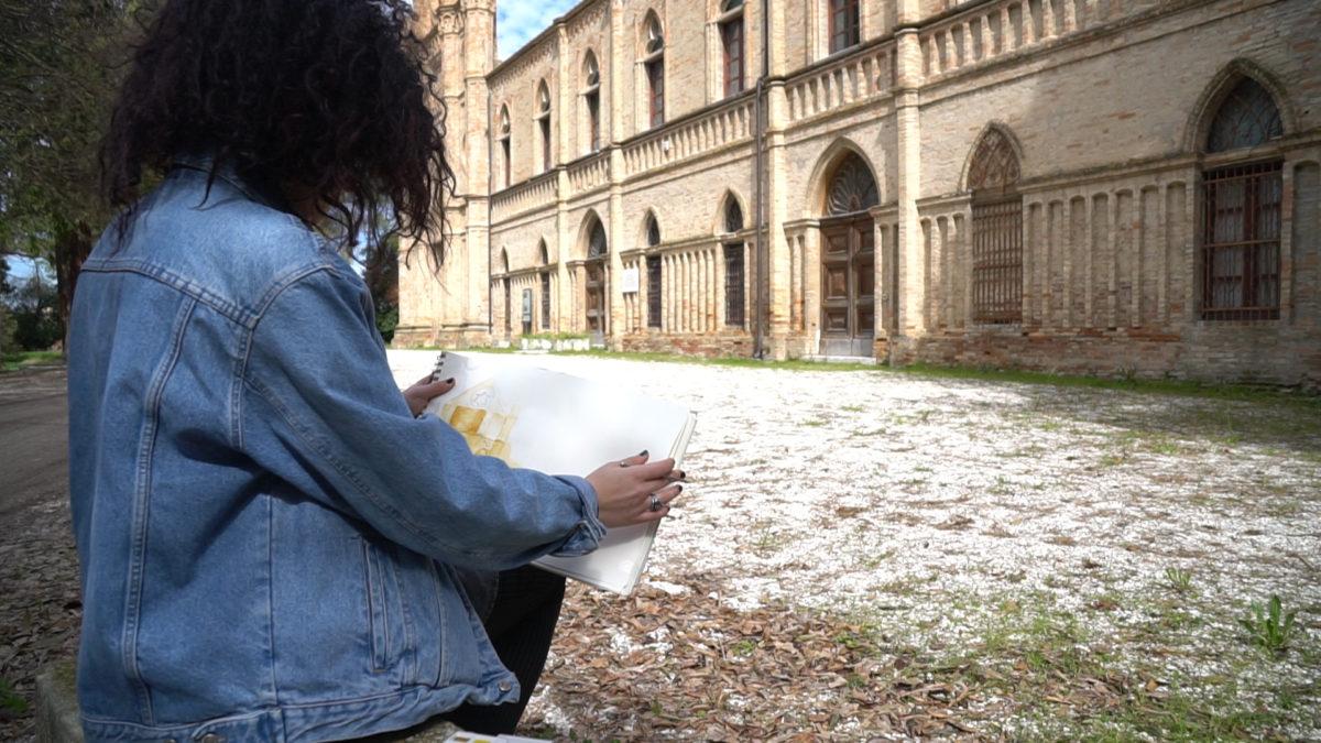 """Partecipazione del liceo """"G.D'Annunzio"""" alle Giornate di Primavera del Fai"""