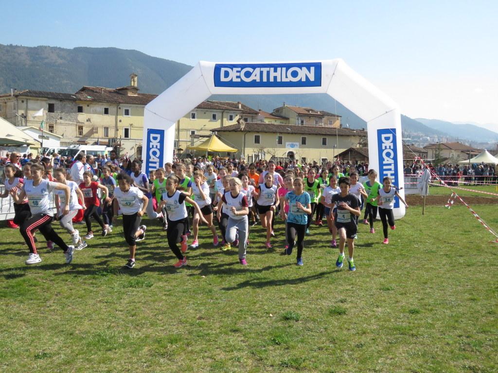 Atletica L'Aquila, inizia la primavera dell'atletica a Murata Gigotti