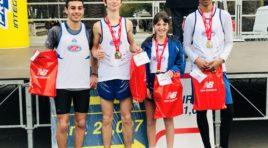 L'Atletica Vomano sbanca a San Benedetto con  i suoi  giovani