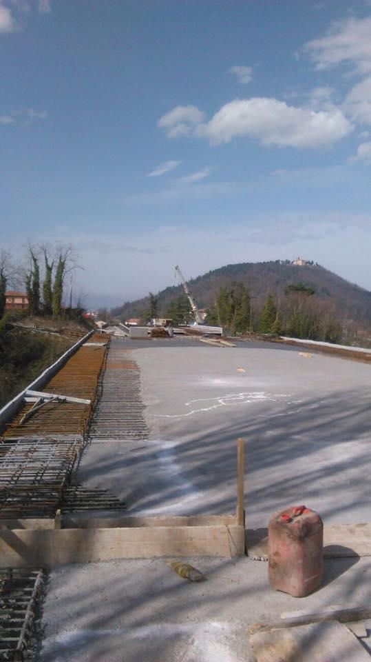 Ponte Stregone a Civitella, ancora ritardi per la riapertura