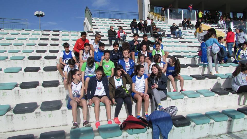 Campionati regionali ragazzi su pista, esordio positivo per l'Atletica Vomano