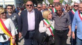 """In 10mila contro progetto Snam, Mazzocca: """"Non arretreremo di un millimetro"""""""