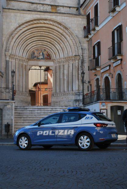 Sulmona, arrestato un uomo per reato di estorsione