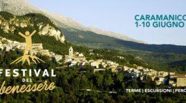 A Caramanico il festival del benessere tra escursioni e tradizioni