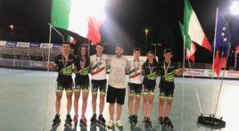 Campionati italiani pattinaggio, secondo posto per la Rolling Bosica