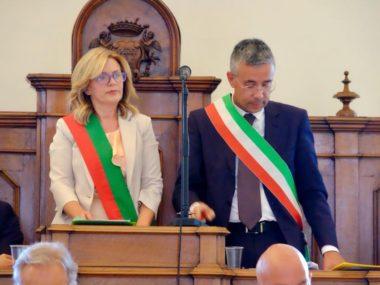 Mimma Centorame e Piergiorgio Ferretti