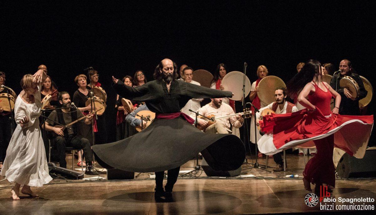 A Mosciano torna Montone festival tra il sole e la luna: arte e teatro di strada