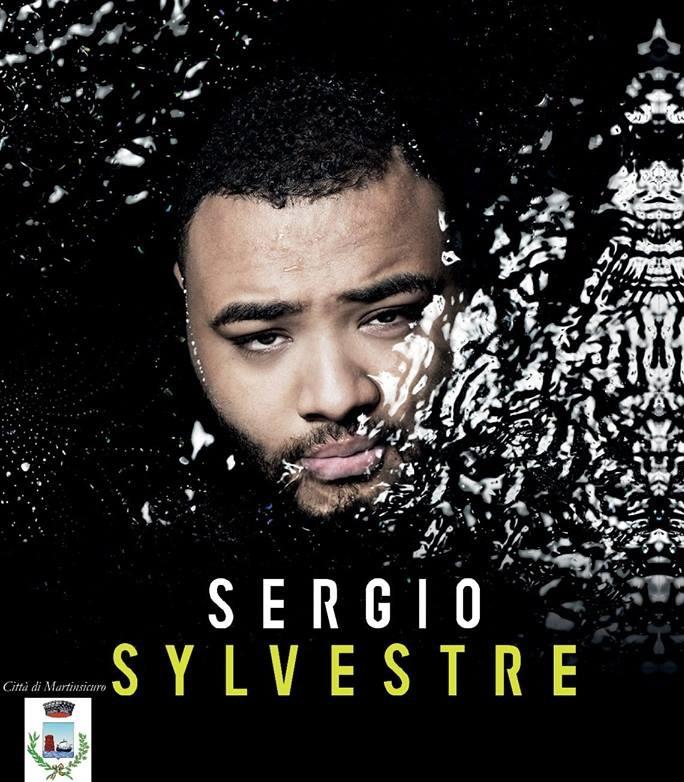 A Martinsicuro il concerto gratuito di Sergio Sylvestre