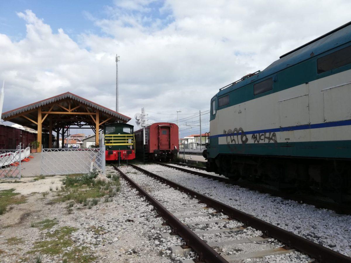 Museo del Treno, in esposizione anche una locomotiva elettrica