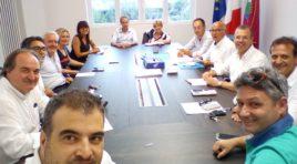 L'Unione dei Comuni della Val Vibrata ha un nuovo presidente: Angelo Panichi