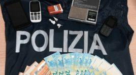 Spaccio di droga a L'Aquila: arrestati tre extracomunitari