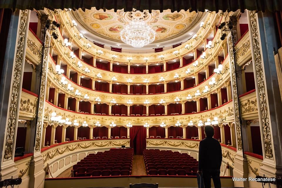 """Chiusura teatro Marrucino, Di Stefano """"Ennesimo scempio della Regione"""""""