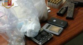 Giulianova, armi e droga in casa: arrestato un pregiudicato