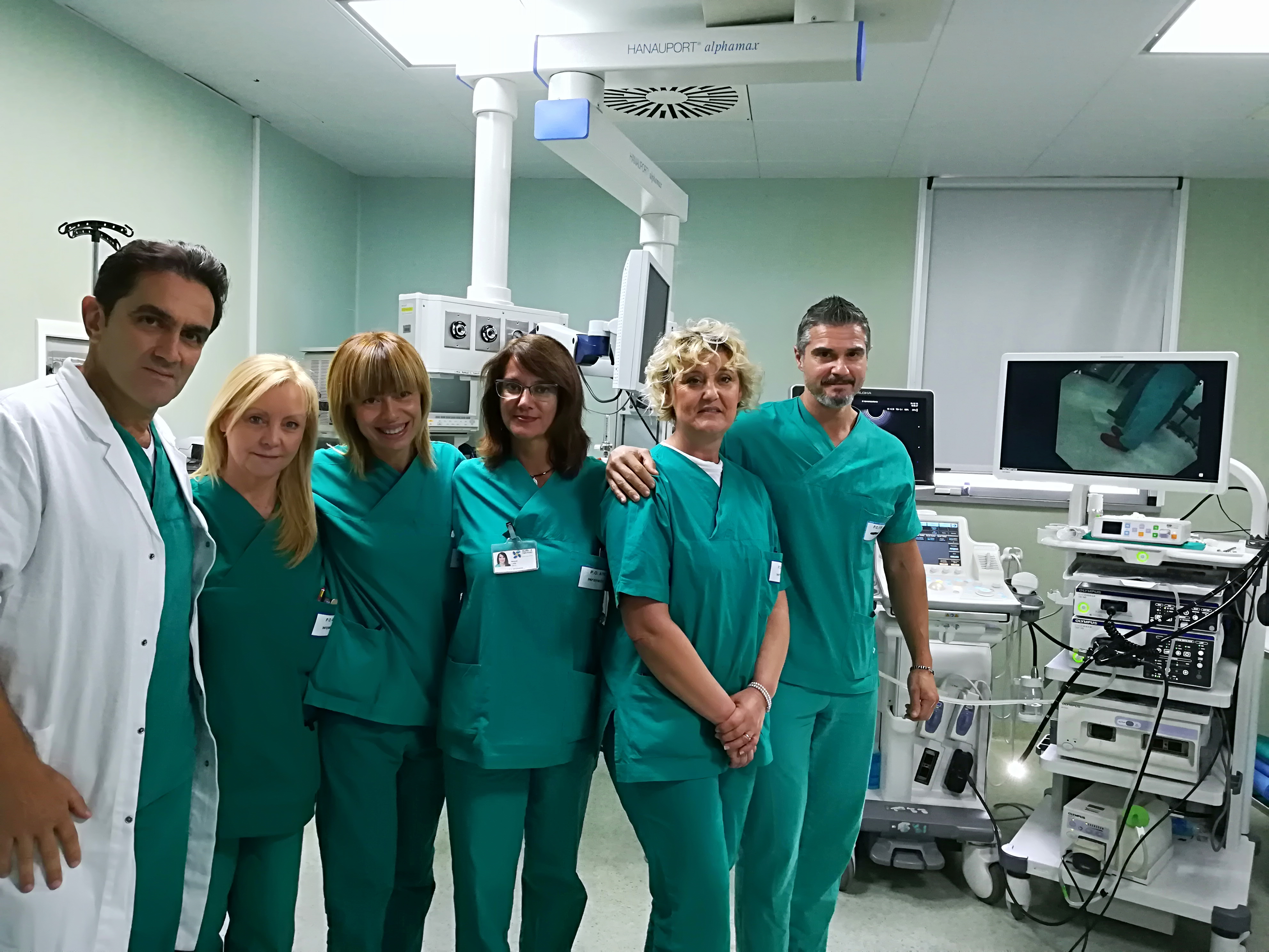 Ospedale San Liberatore: 700 prestazioni in 9 mesi nell'Unità Ecoendoscopia