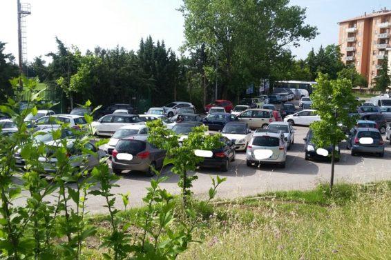 parcheggio ospedale atri