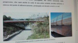 Ponte Castelnuovo, approvato il progetto e consegnati i lavori