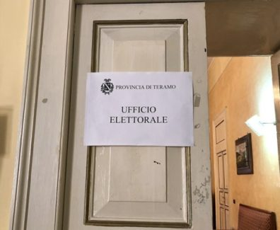 ufficio elettorale teranmo