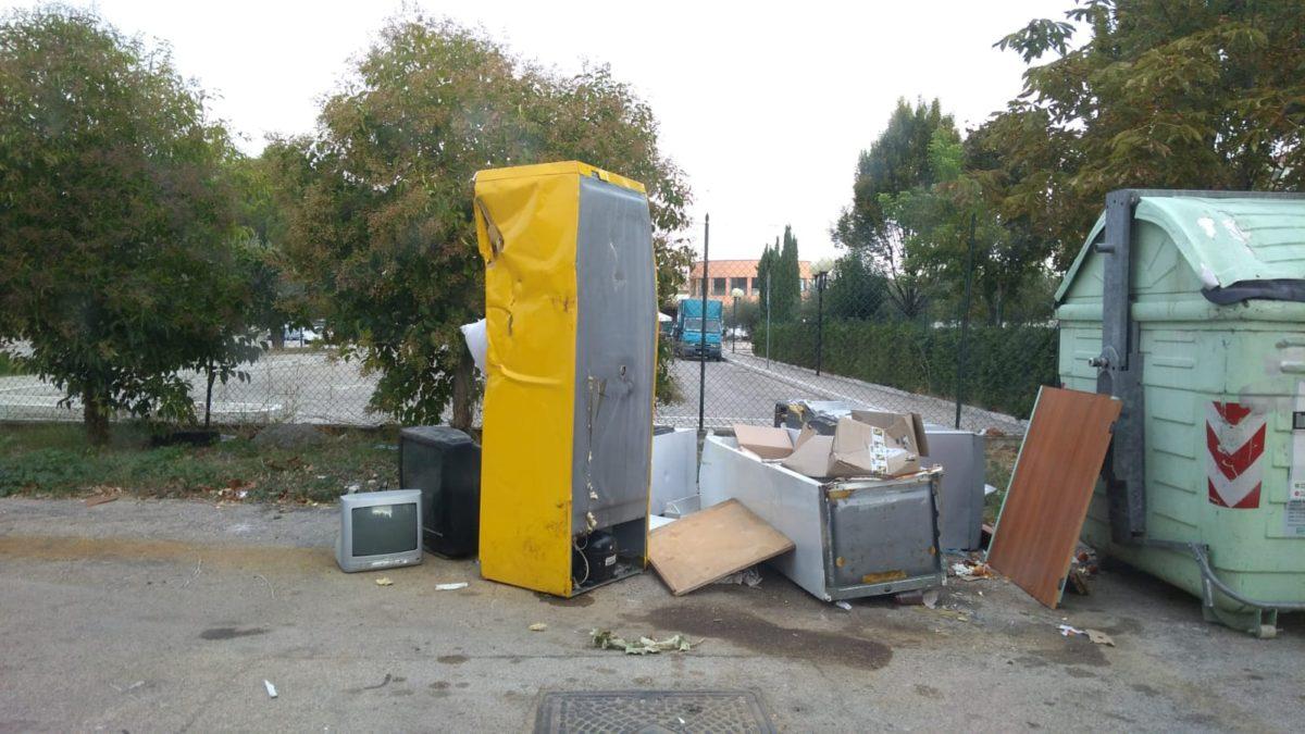 Montesilvano, individuata e rimossa una discarica abusiva in via Rimini